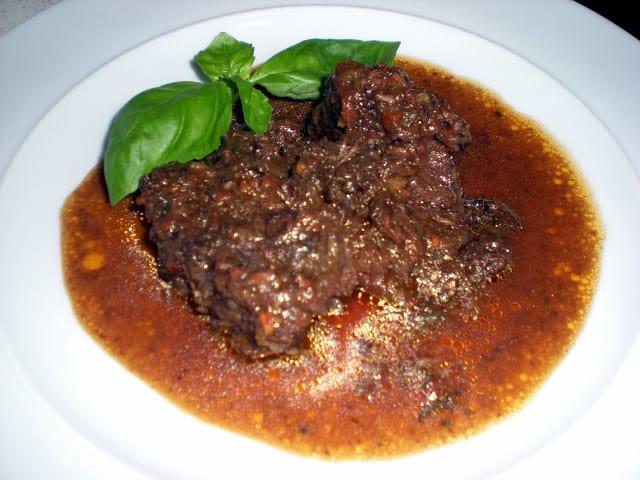 Brasato-Manzo | Rindergeschmortes in Rotwein |SOAP|KITCHEN|STYLE