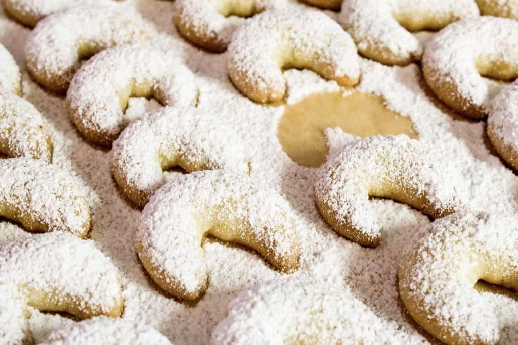 Vanillekipferl | Familienrezept | Weihnachtsbäckerei | SOAP|KITCHEN|STYLE