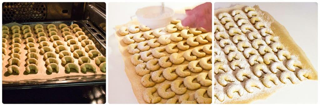 Vanillekipferl | Familienrezept | Vanillekipferl backen | Weihnachtsbäckerei | SOAP|KITCHEN|STYLE