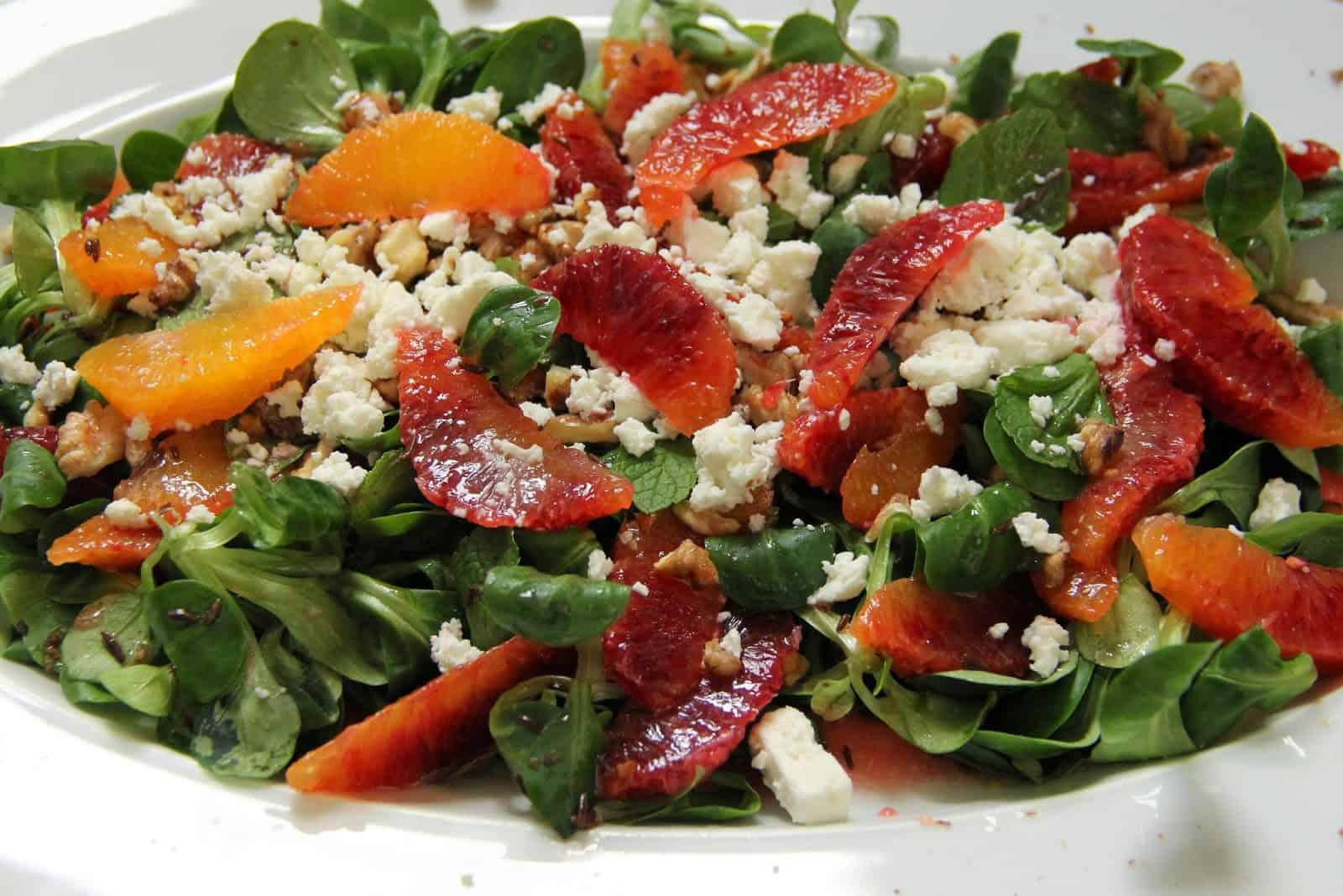 Blutorangen-Feta-Salat |SOAP|KITCHE|STYLE