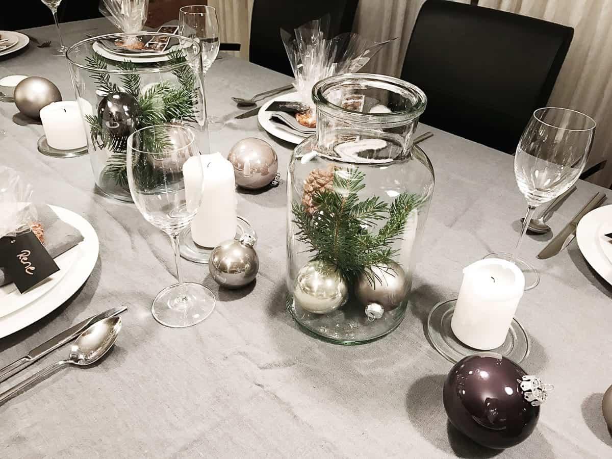 Weihnachstisch | Tablesetting| SOAP|KITCHEN|STYLE