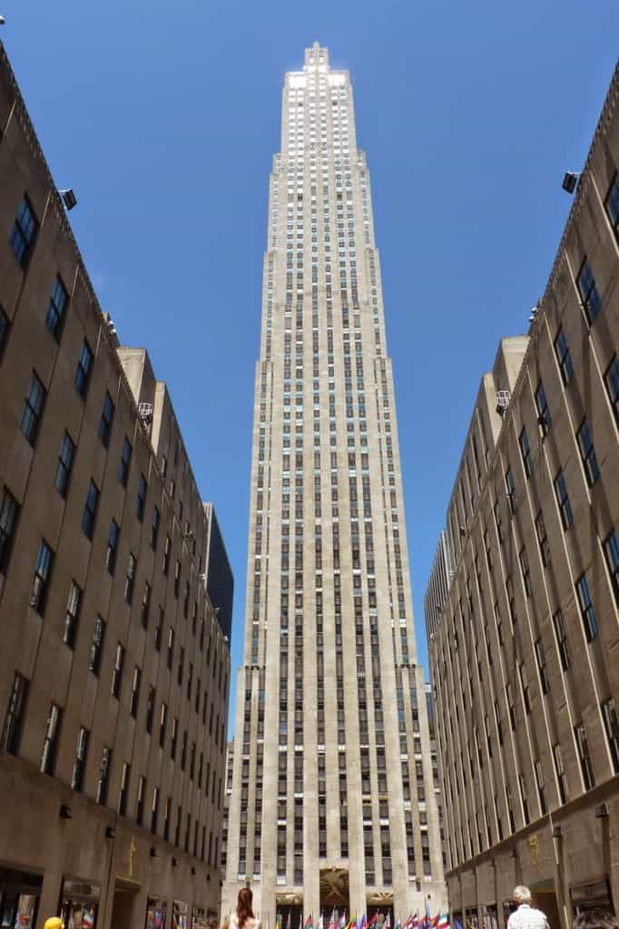 New York Top 10 | Speisen & Reisen | soap|kitchen|style | Rockefeller Center