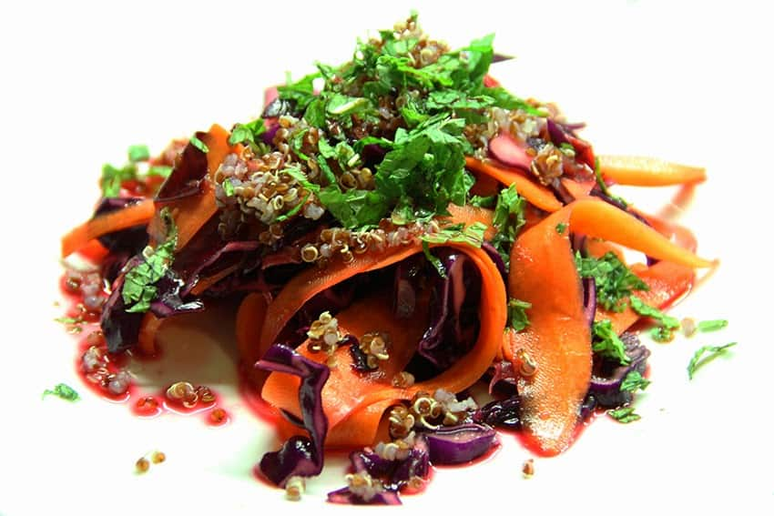 Rotkraut-Karotten-Rote Rüben Salat | SOAP|KITCHEN|STYLE