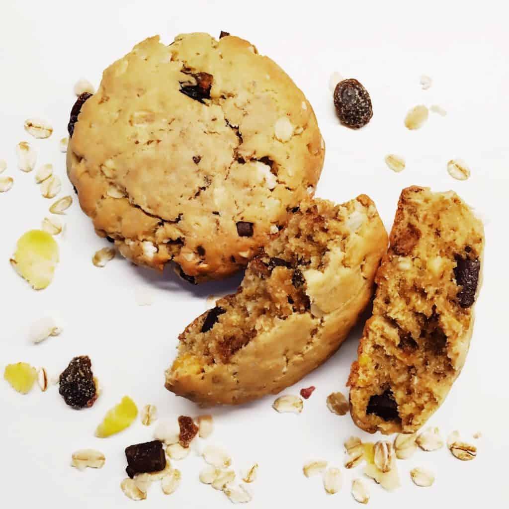 Frühstück   Breakfast   Cookies   Breakfast Cookies   Erdnusbutter Cookies   Peanutbutter Cookies   Müsli   Cereals   Müsli Cookies
