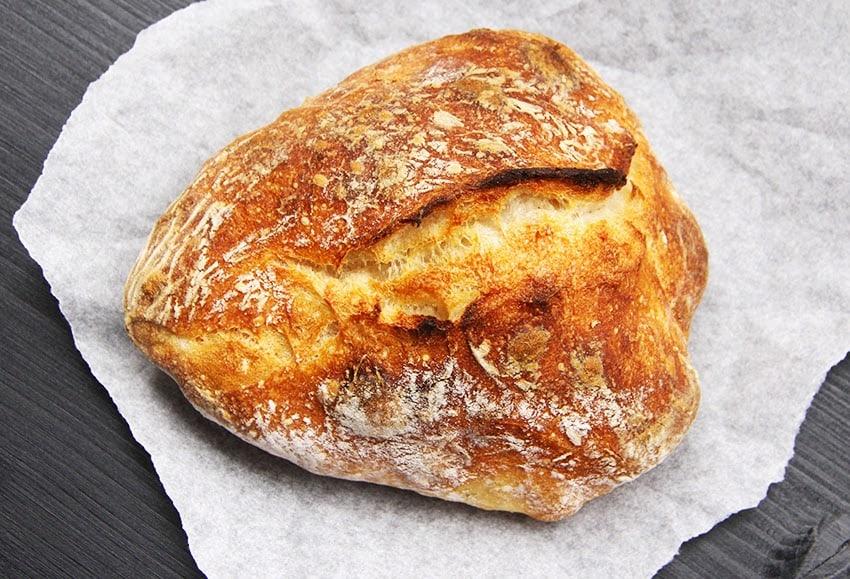 Rezept | Sauerteigbrot | Brot | Sauerteig | Weizenbrot | The Bread Exchange | Brotbacken |