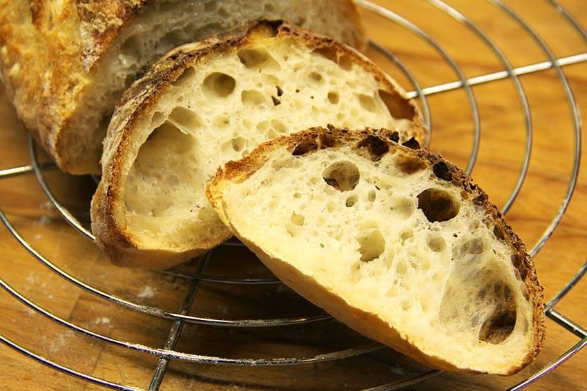 Rezept | Sauerteigbrot | Brot | Sauerteig | Weizenbrot | The Bread Exchange | Malin Elmlid | Brotbacken | soapkitchenstyle