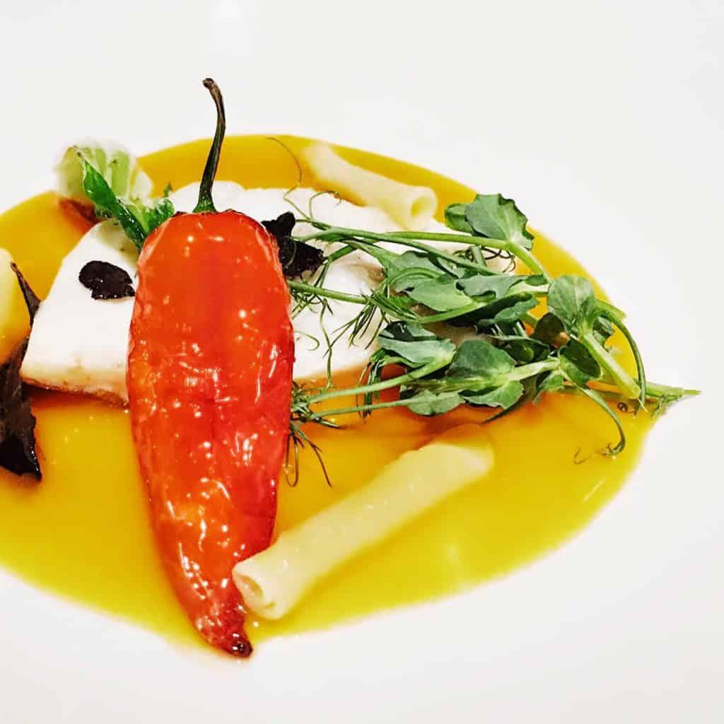 57 restaurant & lounge | Aussicht | Wien von oben | Restaurantkritik | Essen in Wien | Steinbutt