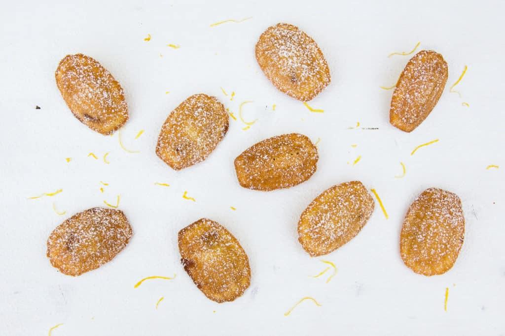 Madeleins | Birnen | Rezept | Knusprige Madeleins | Backen | SOAP|KITCHEN|STYLE