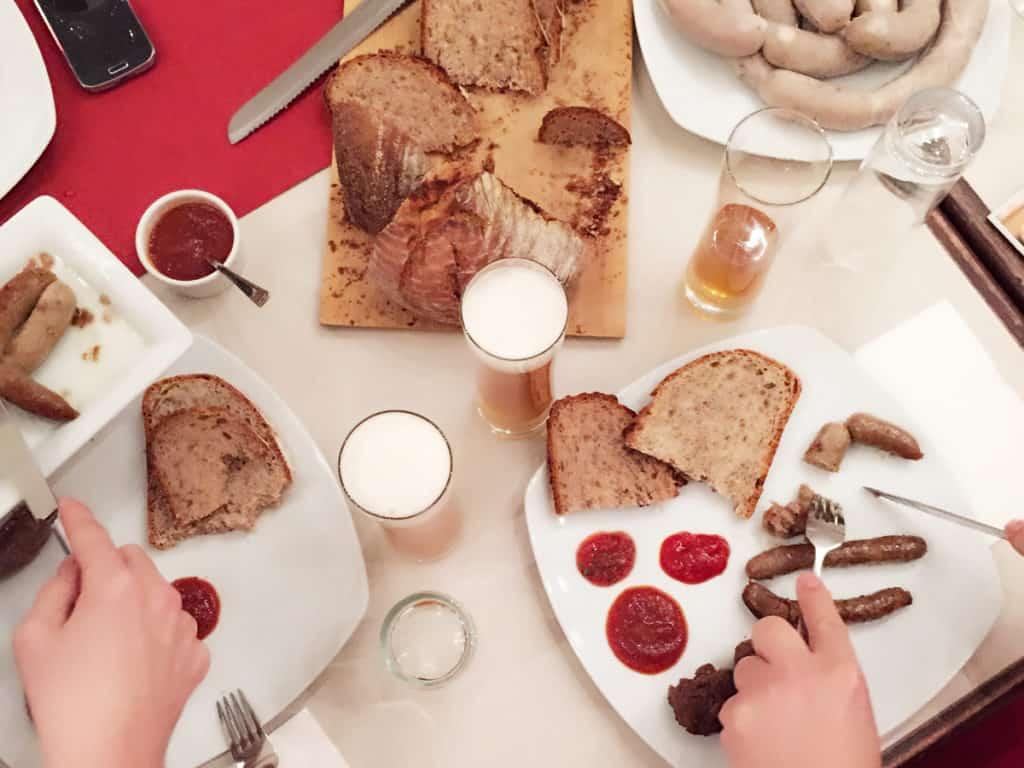 #hungryforwurst | Wurstkurs | Wiener Kochsalon | Wurst selber machen | gemeinsam schmeckt´s am besten | SOAP|KITCHEN|STYLE