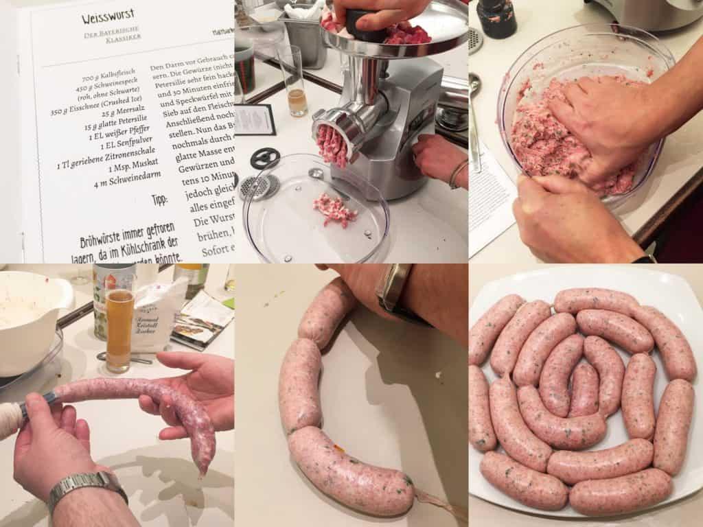 #hungryforwurst | Wurstkurs | Wiener Kochsalon | Wurst selber machen | SOAP|KITCHEN|STYLE