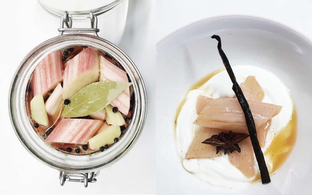 Rhabarberrezepte von SOAP|KITCHEN|STYLE im Foodmagazin Lola.