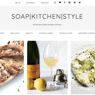 SOAP|KITCHEN|STYLE | Endlich ein neues Zuhause