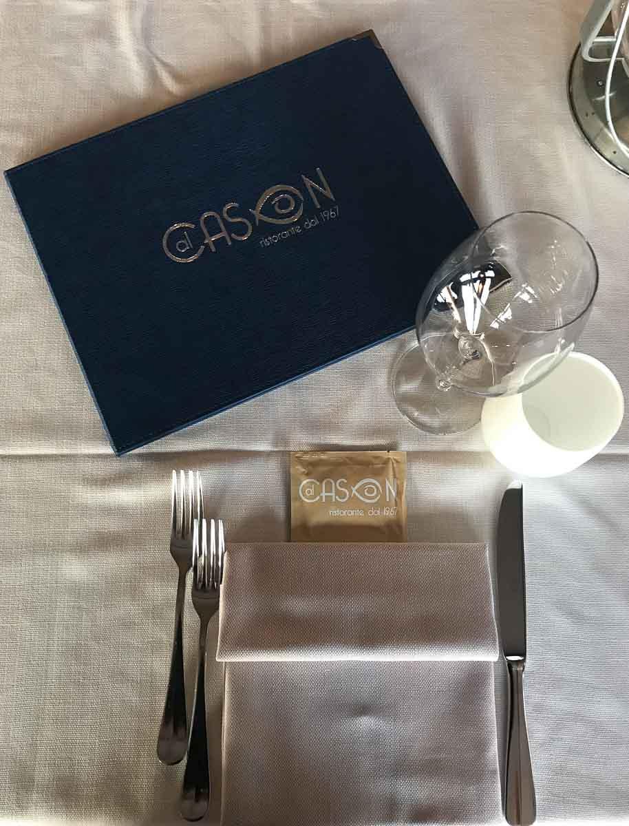 Speisekarte Al Cason Lignano | SOAP|KITCHEN|STYLE
