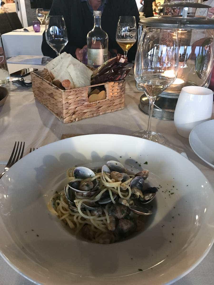 Al Cason Lignano Spaghetti Vongole | SOAP|KITCHEN|STYLE