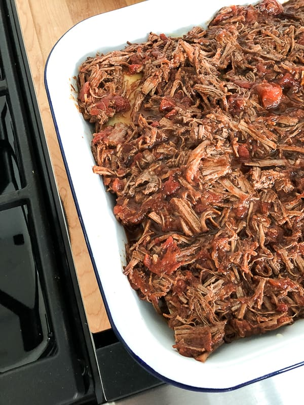 Pulled Beef   SOAP KITCHEN STYLE