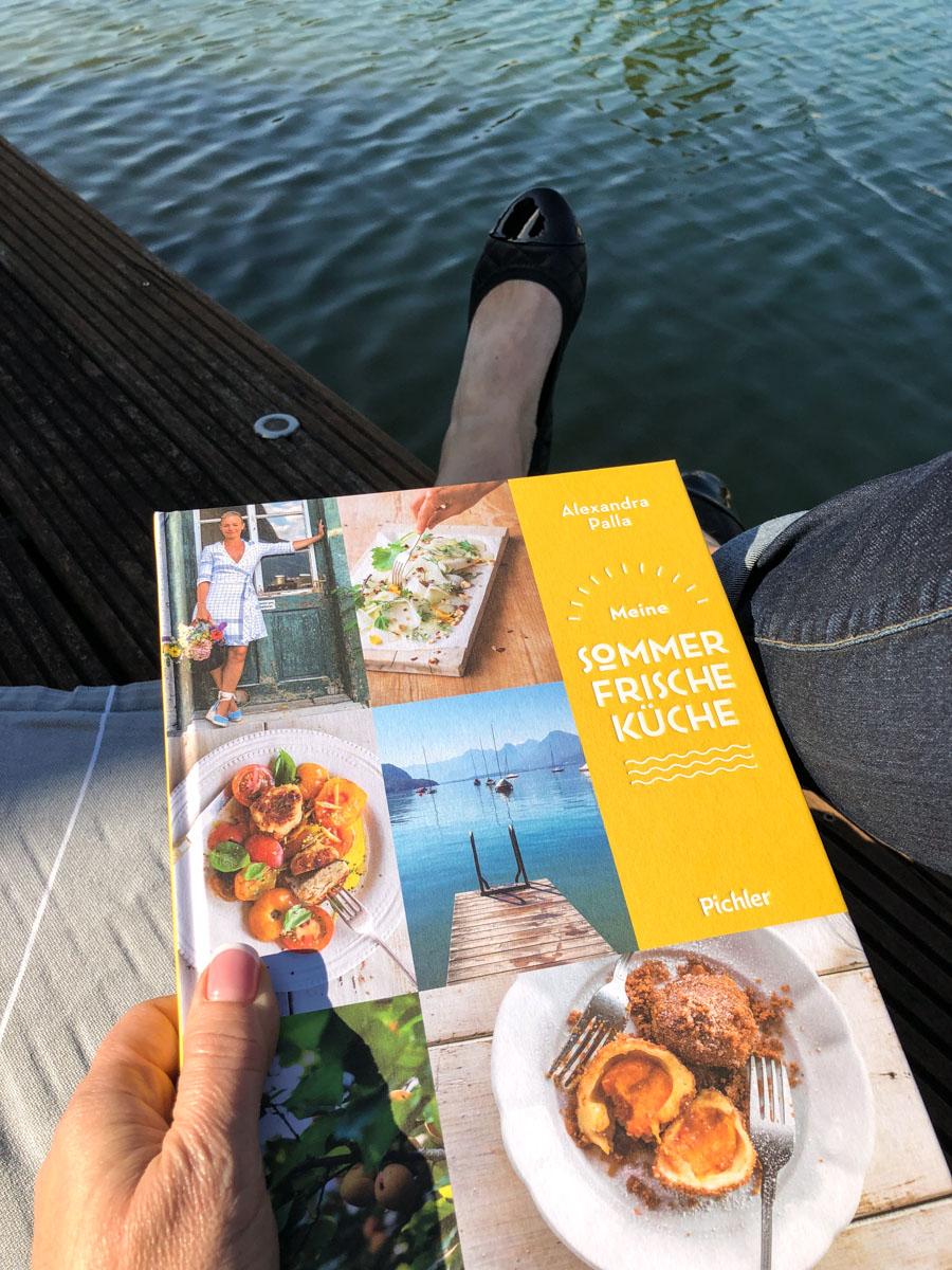 Schmökern in der Sommerfrische Küche | A. Palla | SOAP|KITCHEN|STYLE