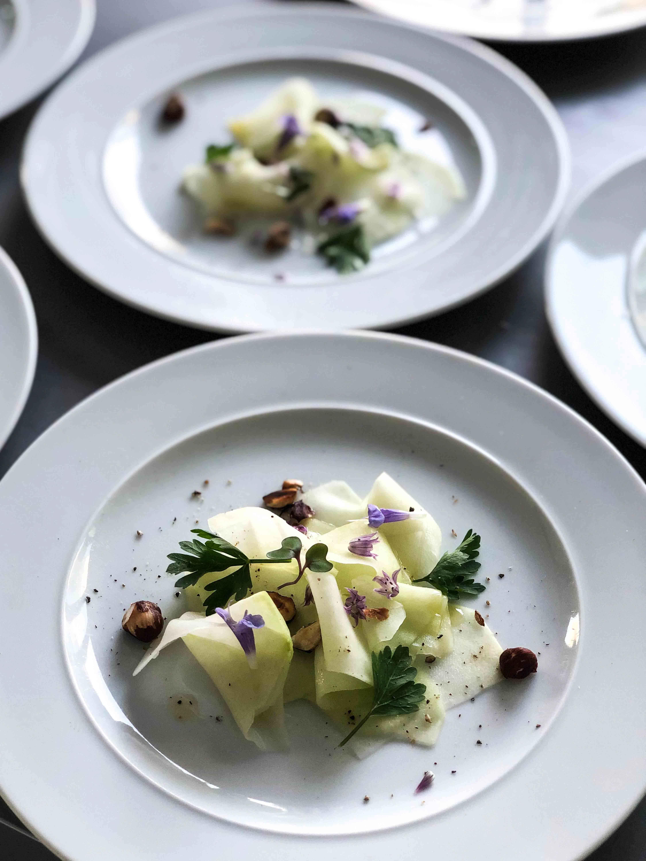 Kolrabi-Carpaccio | Sommerfrische Küche | SOAP|KITCHEN|STYLE