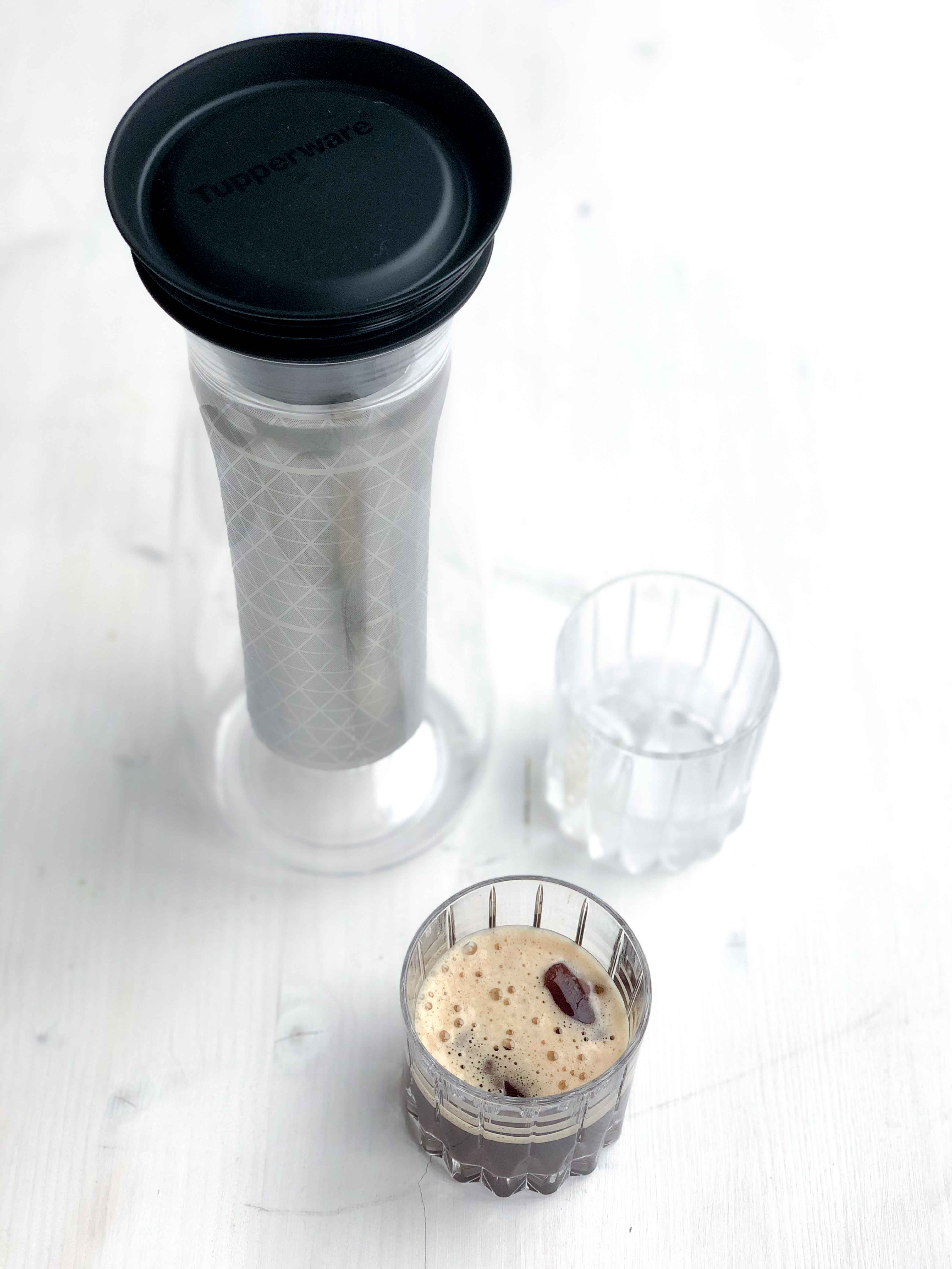 Cold Brew on the Rocks | Tupperware Cold Brew Karaffe | SOAP|KITCHEN|STYLE